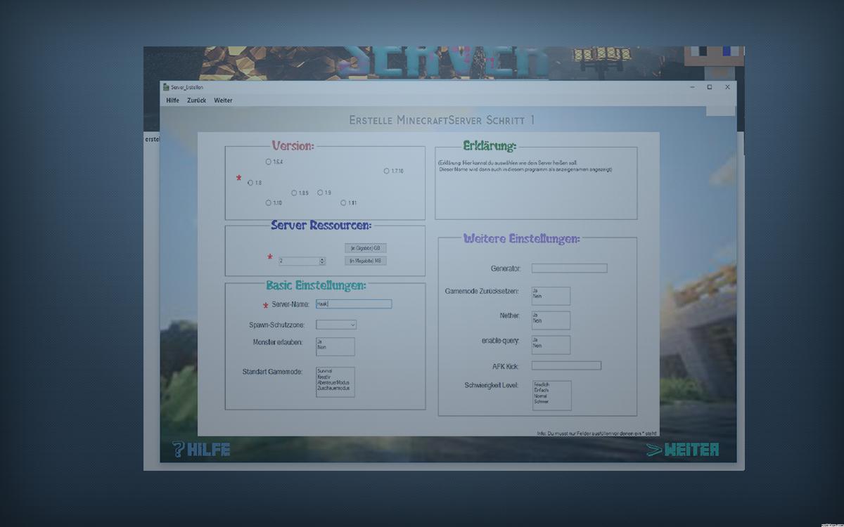 Minecraft Spielen Deutsch Minecraft Server Erstellen Kostenlos - Minecraft server erstellen kostenlos ohne download